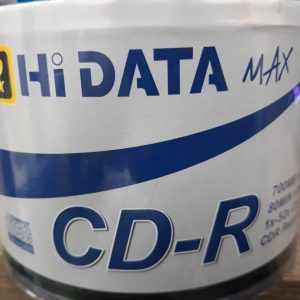 HI Data CD-R