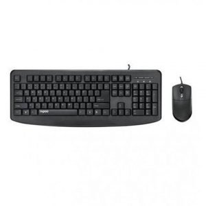 Rapoo Optical Mouse and Keyboard Combo NX1720
