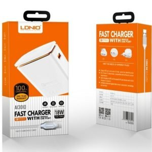 Ldnio Lightning Charger A1301Q