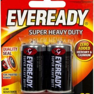 Eveready Battery Size C2