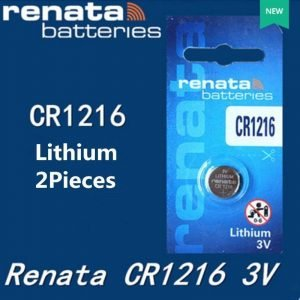 Renata CR1216 Lithium Battery