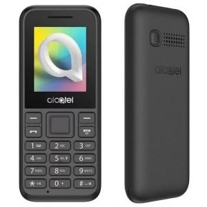 Alcatel 1066D Dual SIM – Black