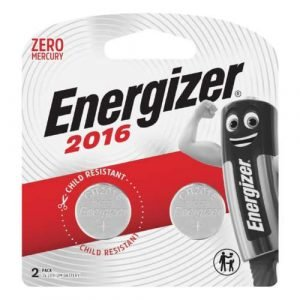 Energizer Coin Cell Battery – ECR2016