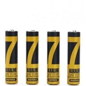 Remax AAA Alkalien Batteries – 1.5V