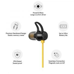 Realme Buds Wireless Bluetooth Headset