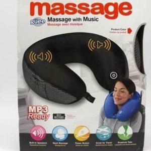 Neck massage with Music